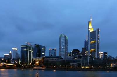 Mainhatten - Frankfurt am Main