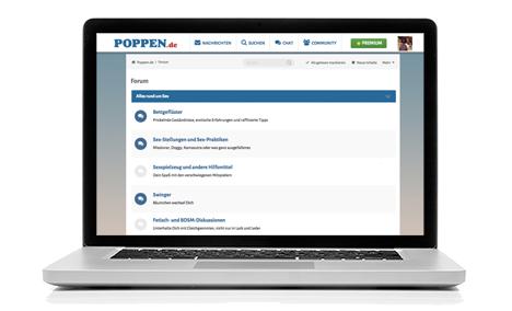 forum poppen
